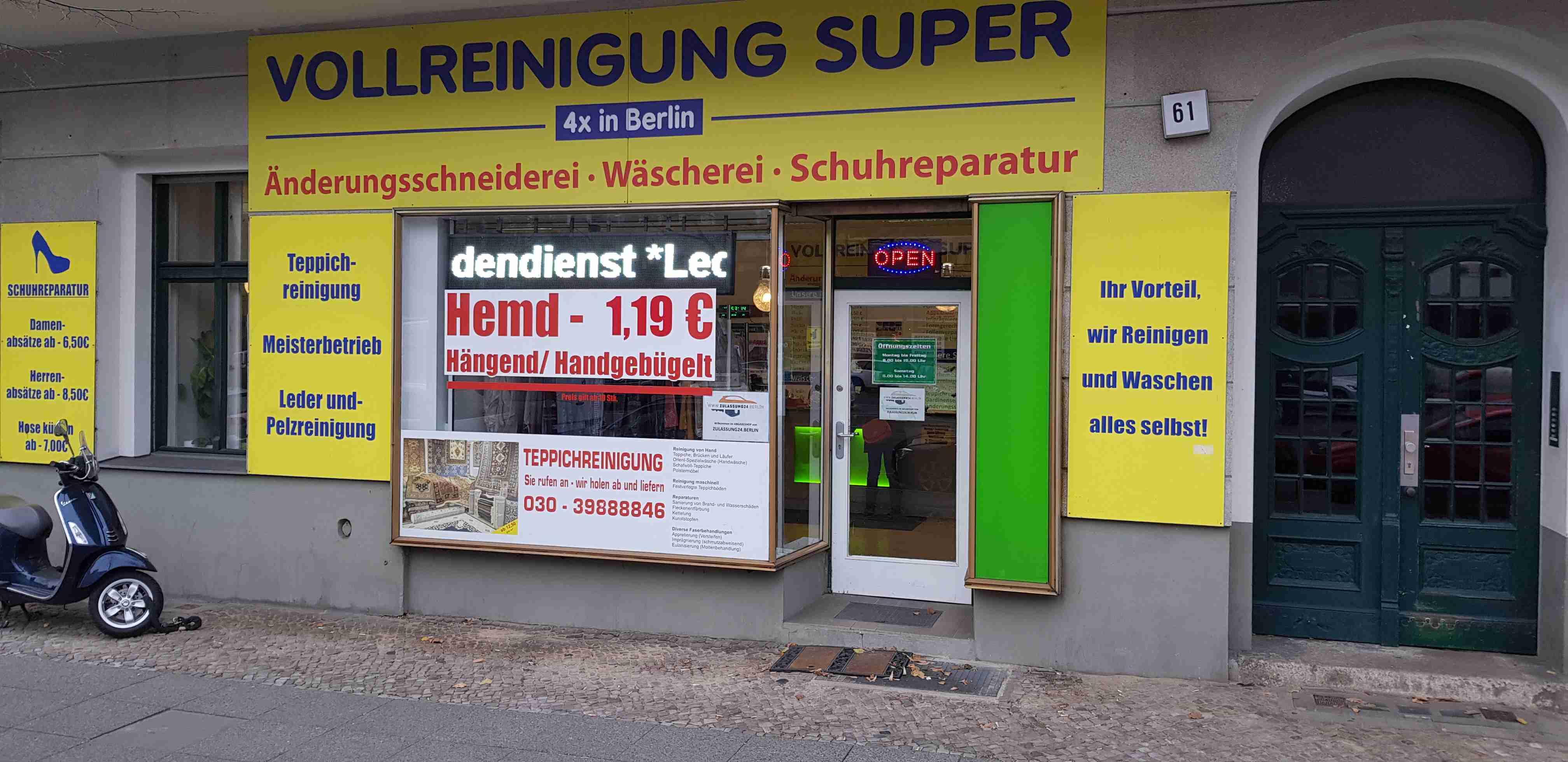 zulassungsservice berlin charlottenburg. Black Bedroom Furniture Sets. Home Design Ideas