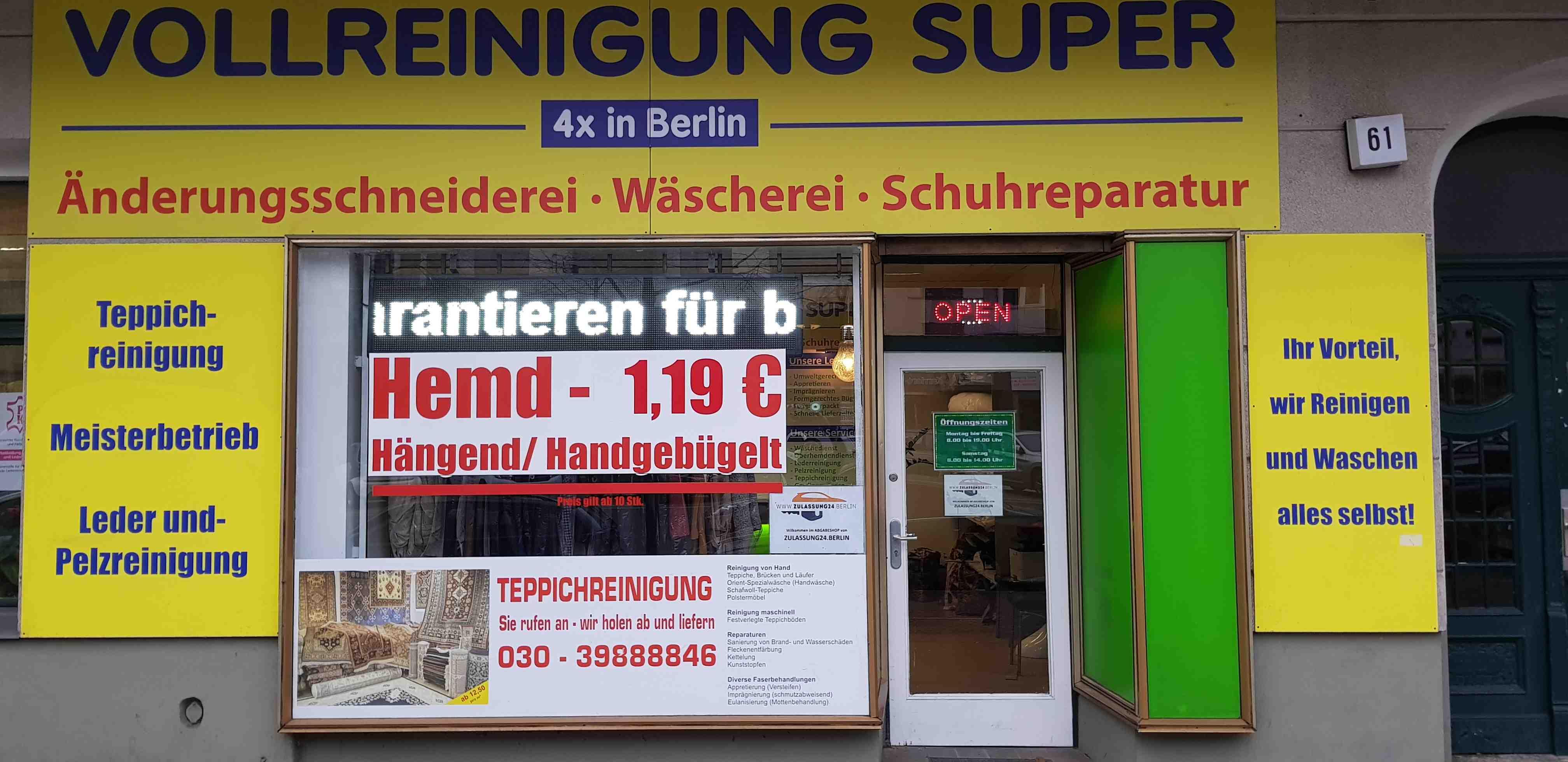 Zulassungsstelle Berlin Charlottenburg