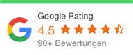 Zulassung24.berlin - Google Rating/Bewertungen